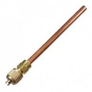 """Вентиль (клапан) типа Шредер Китай 1/4 """" L6"""
