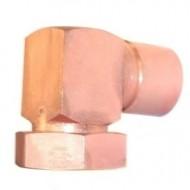 Угловой адаптер типа Rotalock Denaline 40805R  Elbow