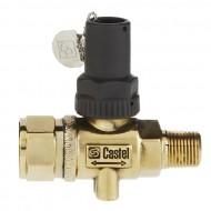 Запорный клапан Castel 3033/44