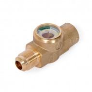 Индикатор влажности фреона (смотровое стекло) Castel 3950/44